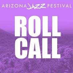 Arizona Jazz Festival l October 23 - 25, 2015