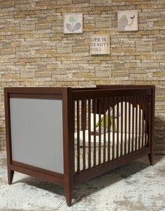 @Project Nursery | Junior  Newport Cottages Crib giveaway.