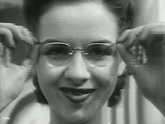 1941-woman-with-glasses - Getty