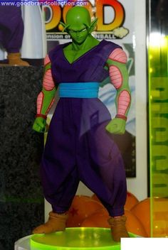 Producer : Megahouse Size : 220 mm Material : ABS, PVC more details : http://www.goodbrandcollection.com/megahouse-dragonball-dimension-of-dragon-ball-z-piccolo-action-figure/