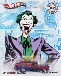 THE JOKER * '56 CHEVY NOMAD * Hot Wheels DC Comics Originals 2011 Nostalgia Series 1:64 Scale Die-Cast Vehicle by Mattel, http://www.amazon.com/dp/B0064CK030/ref=cm_sw_r_pi_dp_4JG5qb1K50P83
