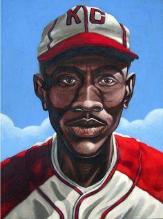 It's a long season. — Satchel Paige, by Paul Lempa Baseball Art, Baseball Players, Baseball Stuff, Baseball Photos, Kadir Nelson, Sports Art, Sports Pics, Negro League Baseball, African Princess