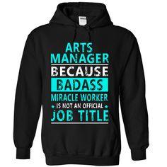 (Tshirt Suggest TShirt) Arts Manager Discount Hot Hoodies Tees Shirts