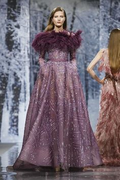 Ziad Nakad Couture Fall 2017