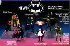 Kenner 1992 Action Toy Guide! | Dinosaur Dracula!