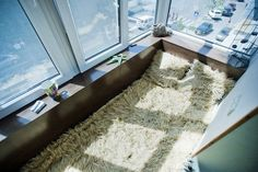 Спальня на лоджии или балконе