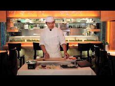 Nobu Sushi Chef Teaches Master Techniques - YouTube