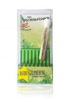 Dschungelsnack Dschungelprüfung - Mehlwürmer und Grillen zum Snacken