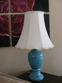 The Complete Guide to Imperfect Homemaking: Cleaning Lampshades