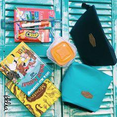 """¡Llego el recreo! Y lo puedes disfrutar con tu nueva lonchera de estilo """"pouch""""   #iddea #iddeashop #pty #507 #panama #desayuno #almuerzo #cena #amopanama #ella #el #colegio #amomiescuela #niños #trend #coolkid  #hogar #lunch #fashionpanama #desayuno #fitness #salud"""