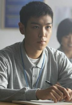 "TOP (Choi Seung Hyun) ♡ #BIGBANG – ""THE COMMITMENT"""
