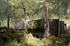 Norway - The Juvet Landscape Hotel