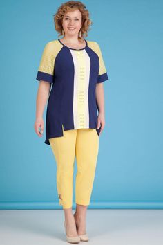 Fashion Wear, Fashion Pants, Fashion Dresses, Big Size Fashion, Curvy Fashion, Plus Size Party Dresses, Plus Size Outfits, Diy Clothing, Clothing Patterns