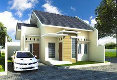 Model Rumah Type 36 Terbaru Minimalis Modern
