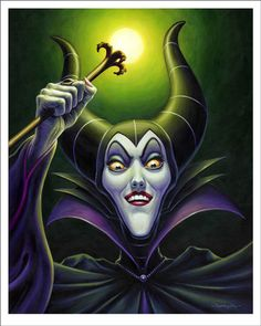 Maleficent by Jason Edmidson