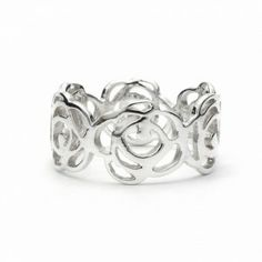 Silver rings, earrings, bracelets, necklaces and pendants. Silver Jewelry, Silver Rings, Rose Design, Stencils, Pendants, Bracelets, Earrings, Beautiful, Bangle Bracelets