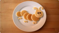Oh what a fun album of pancake ideas for when the grandkids spend the night!