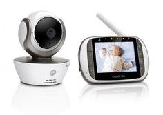 Motorola MBP853 Digital WiFi Video Baby Monitor