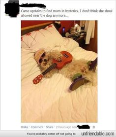 15 Epic Facebook Pics With Clever Comments