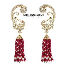 Beautiful Jewelry. POKARNNA GEMS. Custom Made Fine Jewelry. +91 98850 34956. Hyderabad, India.