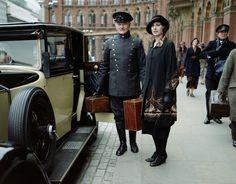 'Downton Abbey': una foto promocional de la serie, con un error garrafal