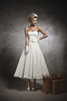Justin Alexander (Reception Dress?)- I may add a shrug or shawl if I end up with a winter theme.