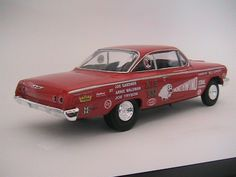 1962 Chevy Bel Air Northwind - Scale Auto Magazine - For building plastic & resin scale model cars, trucks, motorcycles, & dioramas