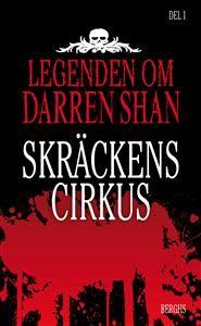 http://www.adlibris.com/se/product.aspx?isbn=9150219227 | Titel: Skräckens cirkus - Författare: Darren Shan - ISBN: 9150219227 - Pris: 44 kr