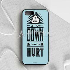 Lyric Johnny Cash iPhone 5|5S|SE Case | armeyla.com