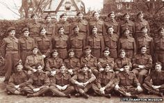 30 Assault Unit - Ian Fleming's brainchild - in training in West Sussex for D-Day.