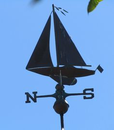 Sailboat Weather Vane 2, La Jolla | Flickr: Intercambio de fotos