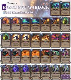 Because You Only Live Once! But seriously don't spend dust on a deck like this  #Hearthstone