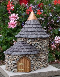 Awesome fairy house by Enchanted Cottages – Small Fairy Tower £85