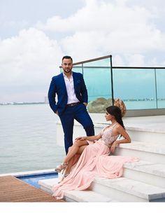 Lauren & Jeff | Engagement Photography | Miami Beach, FL