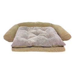 Have to have it. Carolina Pet Company Personalized Ortho Sleeper Comfort Couch Pet Bed - $144.99 @hayneedle