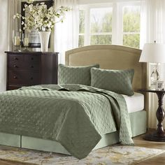 Celadon Bedroom Bedding