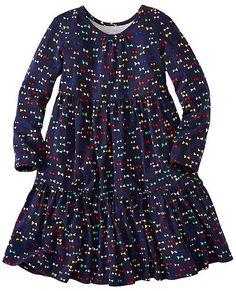 Girls Twirl Dress from #HannaAndersson.