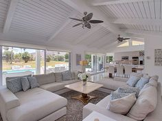 Image result for golf course living palm springs Palm Springs, Golf Courses, Image, Living Room