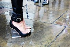 London Fashion Week ss14 street style