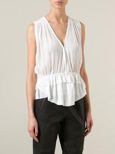 Isabel Marant Sleeveless Top - Fashion Clinic - Farfetch.com