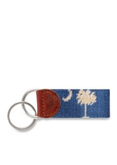 Smathers  Branson Blueberry SC Flag Key Fob