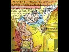 Els Jocs Olímpics de Grècia, explicats amb dibuixos de l'Astèrix.