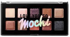 NYX Love You So Mochi Eyeshadow Palette