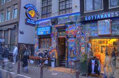 Amsterdam Coffee Shops   Venere Travel Blog