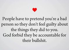 Narcissists have to demonize you so they can appear innocent and angelic. They have zero accountability for the evil they do. Narcissists feel entitled to destroy anyone they can't control and exploit.