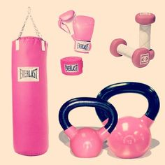 Pink fitness Christmas wishlist.... WANT