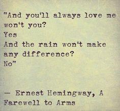 Ernest Hemingway www.stonefoxbride.com