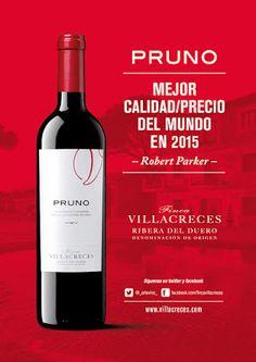 """Armario de Noticias: El vino español Pruno es nombrado """"Best Value"""", po..."""