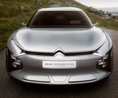 """carsthatnevermadeitetc: """"Citroën CXperience, 2016. A large saloon concept to be revealed at The Paris Motor Show """""""