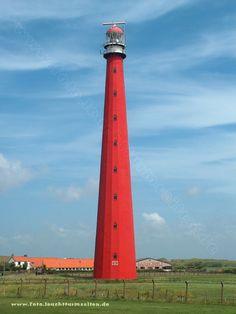 Lighthouse - Lange Jaap, Netherlands - http://www.foto.leuchtturmseiten.de/l02.htm